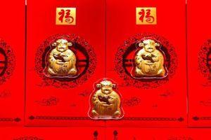 Bóc giá các loại bao lì xì mạ vàng Tết Tân Sửu 2021