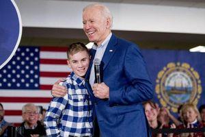 Brayden Harrington - cậu bé được Tổng thống Joe Biden chữa nói lắp