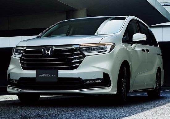 Honda Odyssey 2021 ra mắt, đối thủ 'nặng ký' của Mitsubishi Xpander