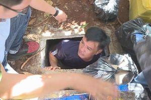 Khởi tố siêu trộm đào hầm trú ẩn ở Đắk Lắk về 4 tội danh