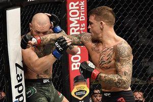 'Gã điên' McGregor bị bại tướng Poirirer đấm knock-out trong lần tái xuất