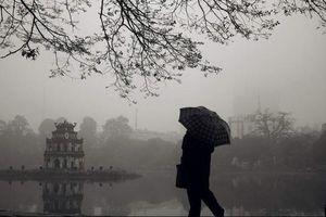 Dự báo thời tiết đêm nay và ngày mai (24-25/1): Bắc Bộ nhiều mây, sáng sớm có sương mù; Khu vực diễn ra Đại hội XIII sáng và đêm có mưa phùn