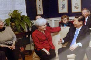 Chuyện về tình bạn lâu đời của ông Tập Cận Bình ở Mỹ