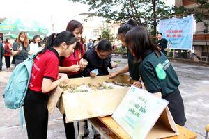 Giới trẻ Đà Nẵng hào hứng với thử thách sống xanh