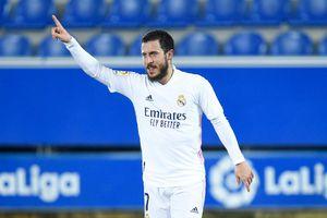 Hazard lập công, Real Madrid chặn đà khủng hoảng