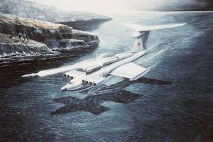 'Quái vật biển Caspi' đã được Liên Xô chế tạo như thế nào?