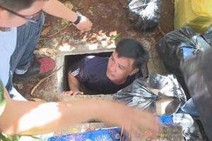 Gã 'siêu trộm' đào 2 hầm trú ẩn bí mật và 4 khẩu súng bị khởi tố 4 tội danh