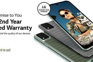 LG bán smartphone giá rẻ, độ bền quân đội Mỹ bảo hành 2 năm tại Ấn Độ