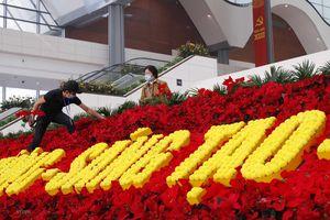 Hoàn tất công tác chuẩn bị ngày khai mạc Đại hội Đảng XIII