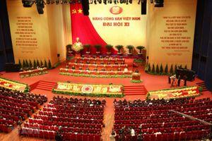 Đại hội Đảng XI: Đẩy mạnh toàn diện công cuộc đổi mới đất nước