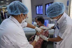 Dịch COVID-19: Ấn Độ mở rộng phạm vi tiêm vắcxin Covaxin