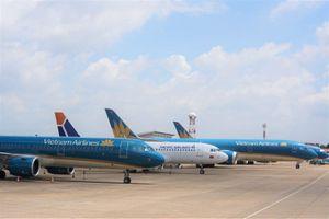 Vietnam Airlines thực hiện ngày bay cao điểm nhất phục vụ Đại hội Đảng