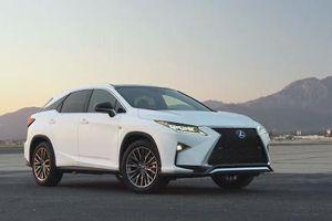 Lexus triệu hồi tất cả dải sản phẩm đang phân phối ở Việt Nam