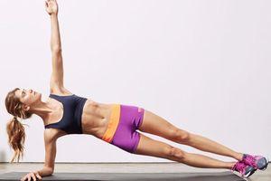 Plank mỗi ngày và lợi ích kì diệu cho cơ thể, bạn đã biết chưa?