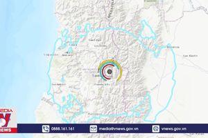 Động đất lớn tại Chile, cảnh báo nguy cơ sóng thần