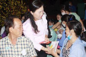 TP.HCM: Tổ chức chương trình 'Tết sum vầy' họp mặt công nhân