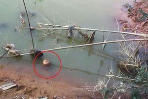 Hà Tĩnh: Trục vớt quả bom nặng 300kg còn nguyên kíp nổ đưa đi tiêu hủy