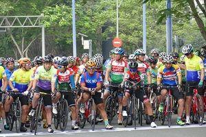 Khai mạc Giải đua xe đạp phong trào Mừng Xuân - Mừng Đảng 2021