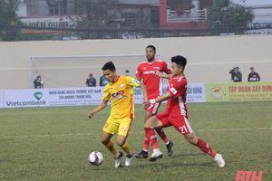 Vòng 2 LS V.League 2021: Đông Á Thanh Hóa và Viettel cầm chân nhau