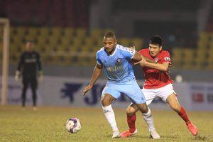 Thất thủ 0-1 trên sân nhà, TQN rơi xuống vị trí thứ 7 bảng xếp hạng