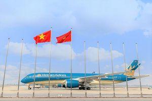 Vietnam Airlines thực hiện ngày bay cao điểm nhất trong phục vụ đại biểu tham dự Đại hội Đảng