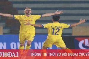 Tiền vệ Gramoz Kurtaj tố bị CLB Nam Định ép ra sân, viết tâm thư trải lòng