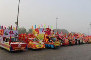 Thanh Hóa: Tổ chức tuyên truyền chào mừng Đại hội Đảng toàn quốc lần thứ XIII