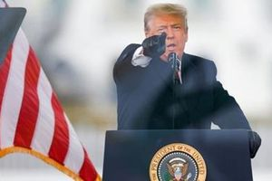 Liệu ông Trump có bị Thượng viện Mỹ kết tội?