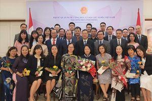 Người Việt tại Indonesia: Đại hội XIII nâng cao vị thế Việt Nam trên trường quốc tế