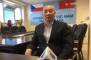 Việt kiều tại Séc tin tưởng và kỳ vọng vào thành công Đại hội XIII của Đảng