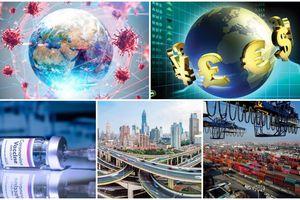 Kinh tế thế giới 2021: Thoát khỏi 'bóng đen' Covid-19 và sẽ phục hồi?