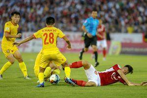 Chơi hơn người, thành phố Hồ Chí Minh thắng Hồng Lĩnh Hà Tĩnh 2-0