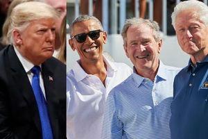 Câu lạc bộ các cựu Tổng thống Mỹ: Tại sao cựu Tổng thống Trump không có ý định gia nhập?