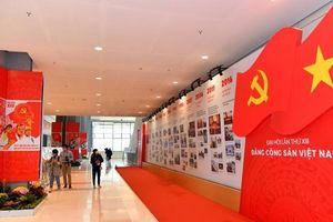 Hôm nay, Đại hội Đảng toàn quốc lần thứ XIII họp phiên trù bị