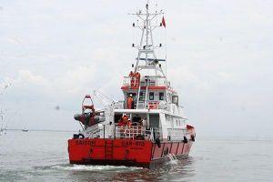 Tìm thấy 2/7 thi thể thuyền viên mất tích ở Côn Đảo
