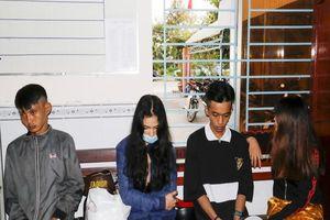 Cần Thơ: Nhóm thanh niên tổ chức 'tiệc' ma túy ở nhà trọ