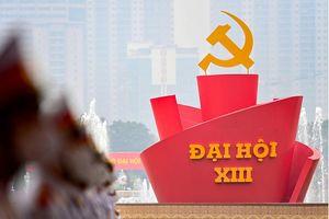 Ngày làm việc đầu tiên của Đại hội Đảng XIII