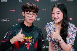 Saigon Buffalo dẫn đầu bảng xếp hạng VCS mùa xuân 2021