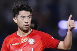 Leandro: 'Nhìn Lee Nguyễn thi đấu, tôi lại nhớ bóng đá Việt Nam'