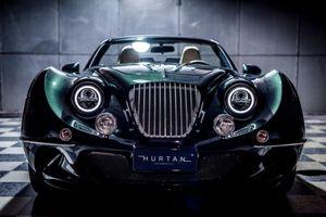 Hurtan Grand Albaycin - mẫu roadster được phát triển từ Mazda MX-5