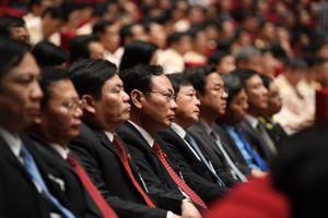 Truyền hình trực tiếp phiên khai mạc Đại hội Đảng XIII