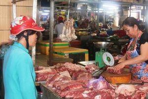 ĐBSCL: Nóng thị trường heo ra chợ tết