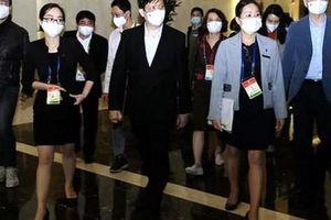 Tất cả đại biểu và người phục vụ Đại hội XIII đều 2 lần âm tính với SARS-CoV-2