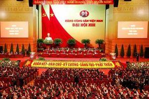 Báo Quân đội nhân dân Điện tử sẽ tường thuật trực tiếp lễ khai mạc Đại hội XIII của Đảng