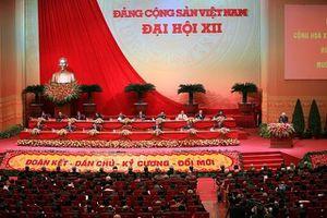 Dấu ấn qua các kỳ Đại hội Đảng