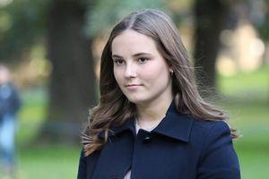 Nhan sắc xinh đẹp của Công chúa Na Uy Ingrid Alexandra 17 tuổi