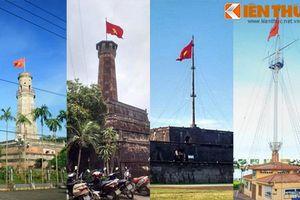 Cận cảnh những cột cờ tuổi đời hai thế kỷ của Việt Nam
