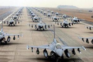 Mỹ vẫn tin tưởng loại máy bay chiến đấu ngoại 'ngũ tuần'