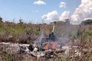 Chủ tịch CLB Palmas và bốn cầu thủ Brazil qua đời do tai nạn máy bay
