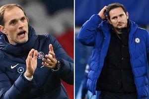 Chelsea xác nhận sa thải HLV Frank Lampard